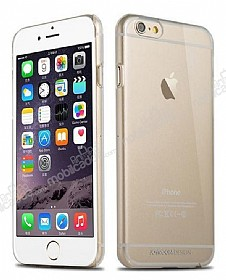 Joyroom Crystal Clear iPhone 6 Plus / 6S Plus Ultra İnce Şeffaf Rubber Kılıf