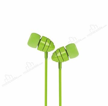 Joyroom EL112 Mikrofonlu Kulakiçi Yeşil Kulaklık