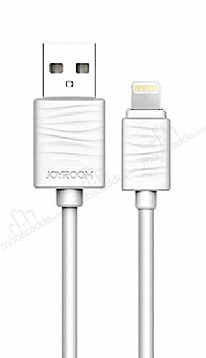 Joyroom JR-S118 Beyaz Lightning Data Kablosu 1m