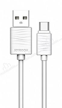 Joyroom JR-S118 Beyaz Micro USB Data Kablosu 1m