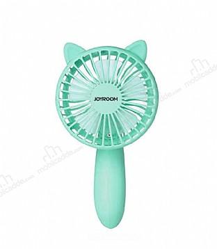 Joyroom Şarjlı Yeşil El Fanı