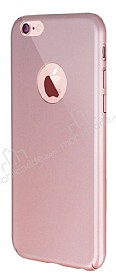 Joyroom Zhi Series iPhone 6 Plus / 6S Plus Rose Gold Ultra �nce Rubber K�l�f