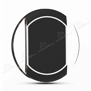 KEY Universal Siyah Kablosuz Şarj Cihazı