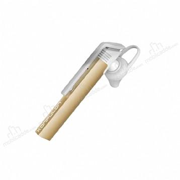 Konfulon BH-05 Gold Bluetooth Kulaklık