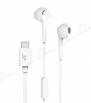 LeEco Type-C Beyaz Mikrofonlu Kulaklık