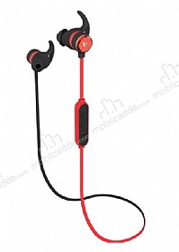 Dafoni Sport 100H HIFI Su Geçirmez Wireless Kırmızı Kulaklık