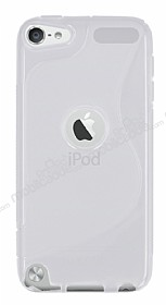 Apple iPod Touch / Touch 5 Desenli �effaf Silikon K�l�f