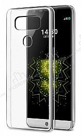 LG G6 Şeffaf Kristal Kılıf