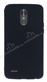 LG Stylus 3 Mat Siyah Silikon Kılıf