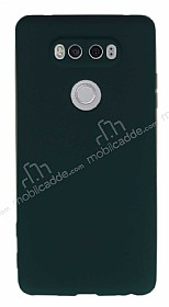 LG V20 Mat Yeşil Silikon Kılıf