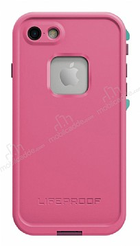 LifeProof Fre iPhone 7 Pembe Su Geçirmez Kılıf