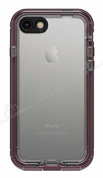 LifeProof NÜÜD iPhone 7 / 8 Bordo Su Geçirmez Kılıf