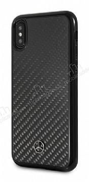Mercedes-Benz iPhone X Karbon Siyah Silikon Kılıf