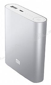 Xiaomi Orjinal 10400 mAh Powerbank Gri Yedek Batarya