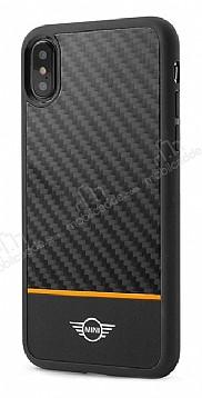 Mini iPhone X Karbon Siyah Silikon Kılıf