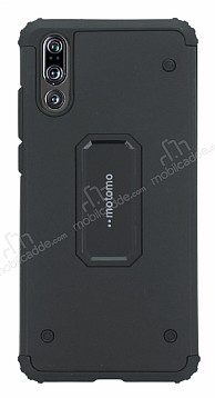 Motomo Huawei P20 Ultra Koruma Siyah Kılıf