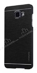 Motomo Samsung Galaxy A7 2017 Metal Siyah Rubber Kılıf