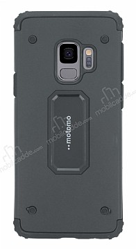 Motomo Samsung Galaxy S9 Ultra Koruma Siyah Kılıf
