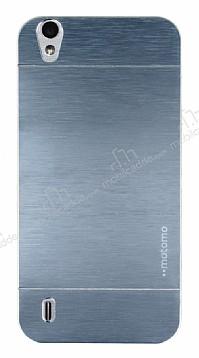 Motomo Vestel Venus 5000 Metal Silver Rubber Kılıf