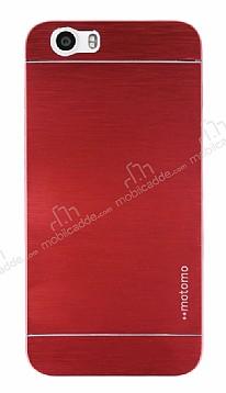 Motomo Vestel Venus V3 5070 Metal Kırmızı Rubber Kılıf