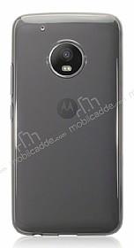 Motorola Moto G5 Şeffaf Kristal Kılıf