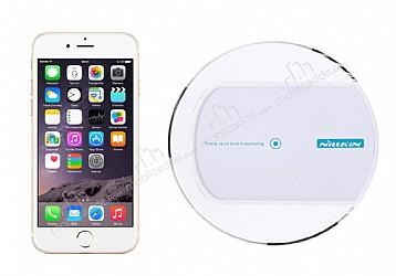 Nillkin Magic Disk II iPhone 6 / 6S Beyaz Kablosuz Şarj Cihazı