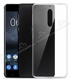 Nokia 5 Şeffaf Kristal Kılıf