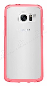 Otterbox Symmetry Clear Samsung Galaxy S7 Edge Pink Crystal Kılıf