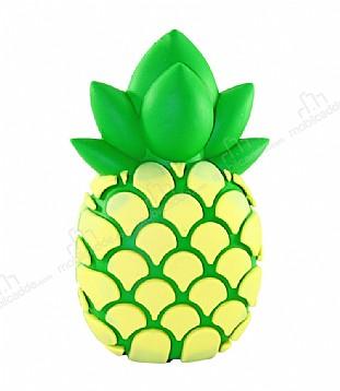 Pineapple 2600 mAh Powerbank Sarı Yedek Batarya