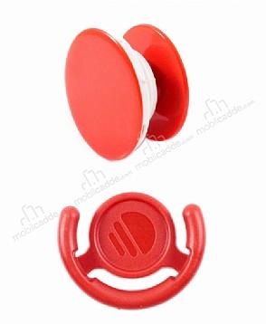 Popsockets Kırmızı Telefon Tutucu ve Stand