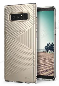 Ringke Bevel Samsung Galaxy Note 8 Ultra Koruma Crystal Clear Kılıf