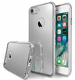 Ringke Fusion Mirror iPhone 7 / 8 Ultra Koruma Silver Kılıf