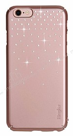 Ringke Noble Slim iPhone 6 / 6S Ta�l� Rose Gold Rubber K�l�f