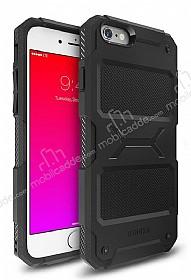 Ringke Rebel iPhone 6 / 6S Ultra Koruma Silikon Siyah Kılıf