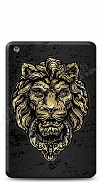 Apple iPad Air 2 Gold Lion Kılıf
