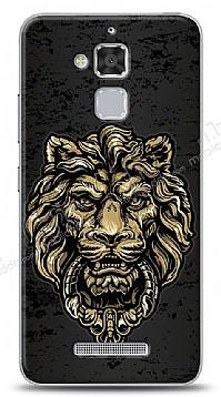 Asus Zenfone 3 Max ZC520TL Gold Lion Kılıf
