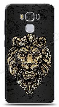 Asus ZenFone 3 Max ZC553KL Gold Lion Kılıf