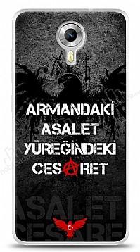 General Mobile Android One Armandaki Cesaret Kılıf