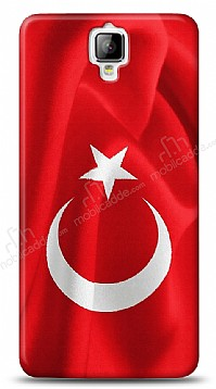 General Mobile Discovery 2 Türk Bayrağı Kılıf