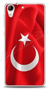 HTC Desire 728G Türk Bayrağı Kılıf