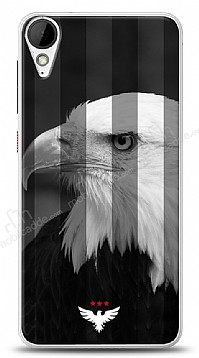 HTC Desire 825 / Desire 10 Lifestyle 3 Yıldız Kartal Kılıf