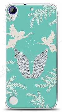 HTC Desire 830 Fairy Crystal Taşlı Kılıf
