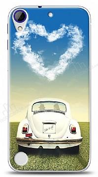 HTC Desire 830 Vosvos Love Kılıf