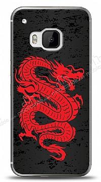 HTC One M9 Dragon Kılıf