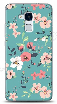 Huawei GT3 Çiçek Desenli 1 Kılıf