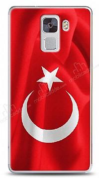 Huawei Honor 7 Türk Bayrağı Kılıf