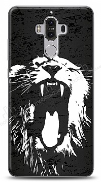 Huawei Mate 9 Black Leon Kılıf