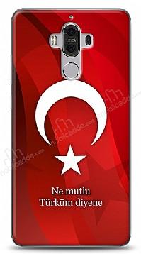 Huawei Mate 9 Ne Mutlu Türküm Diyene Kılıf