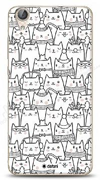 Huawei Y6 ii Cats Kılıf