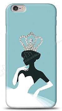 iPhone 6 / 6S Crystal Queen Taşlı Kılıf